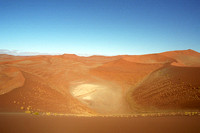 Dunes, late afternoon | Sossusvlei | Namibia